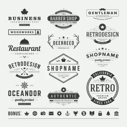 راهنمای کامل طراحی لوگو در ۱۰ گام (کورل دراو ،فتوشاپ و
