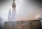 Griechenland: Brand in osmanischer Moschee