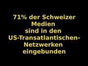 Das Netzwerk der Schweizer Medien