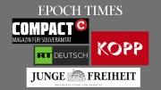 Kopp, Sputnik, Epoch Times & Co: Nachrichten aus einem rechten Paralleluniversum