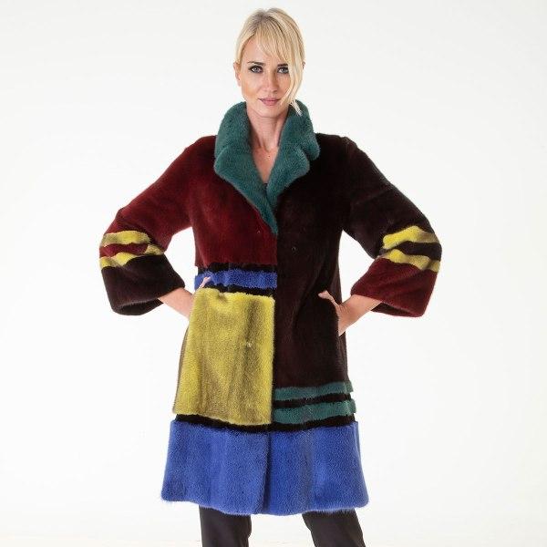 Male Mink Kopenhagen Jacket | Sarigianni Furs
