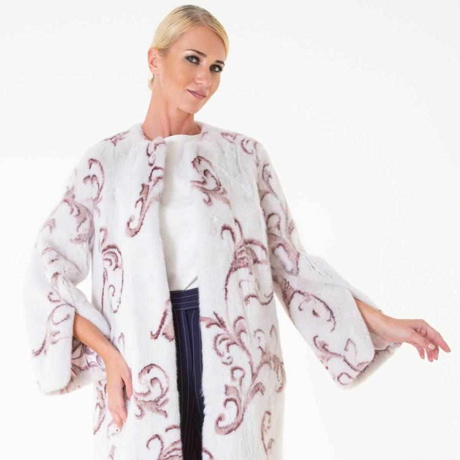 Rosa Male Mink Coat | Sarigianni Furs