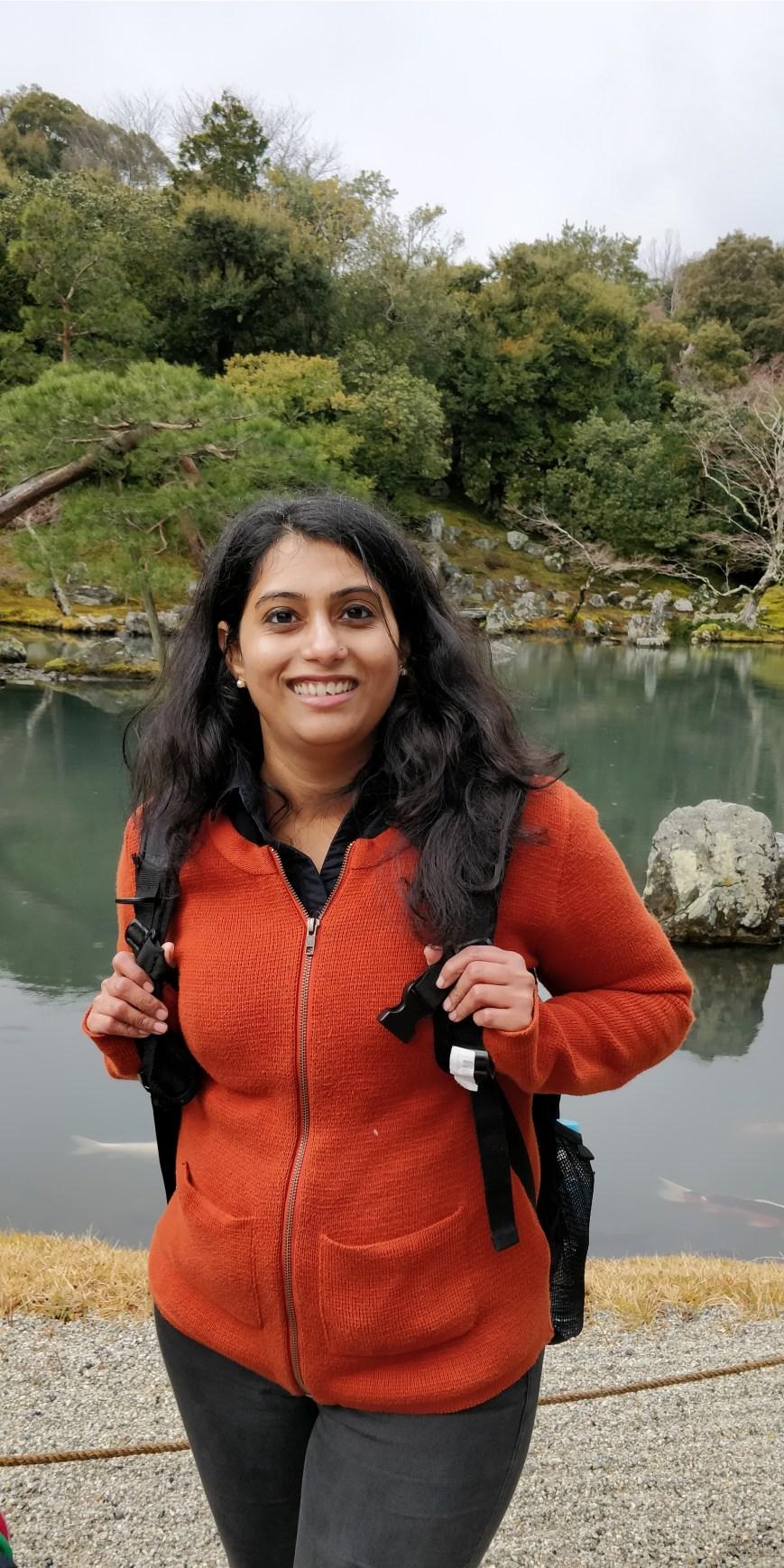 Sarika Moghe Bio