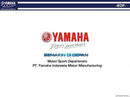 YAMAHA SUNDAY RACE 2016 #3 - Info Kit_Page_27