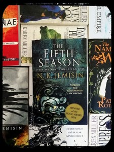 My 5 Favourite Books of 2018 | Summer Reads Edition | The Fifth Season by N. K. Jemisin
