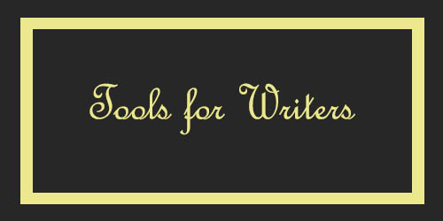 Category | Tools for Writers