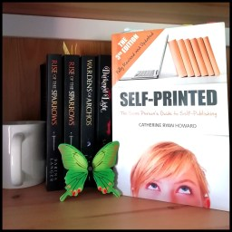 Book Review: Successful Self-Publishing by Joanna Penn | Further Reading: Self-Printed by Catherine Ryan Howard