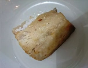 Ikan Makerel yang diujicoba di rumah