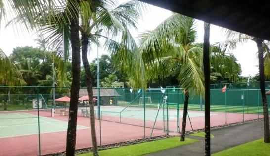 2 Lapangan Tenis & 1 Mini Lapangan Sepak Bola