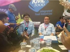 Presiden Direktur & Direktur KML Food