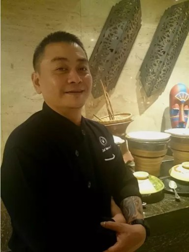 Chef Marco Lim
