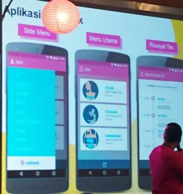 Aplikasi Pita Pink