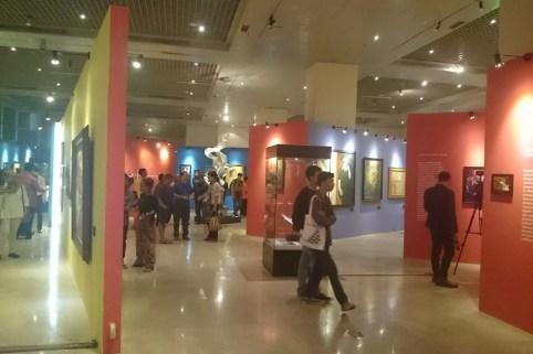 Ruang Pameran Rayuan 100 Tahun Basoeki Abdullah