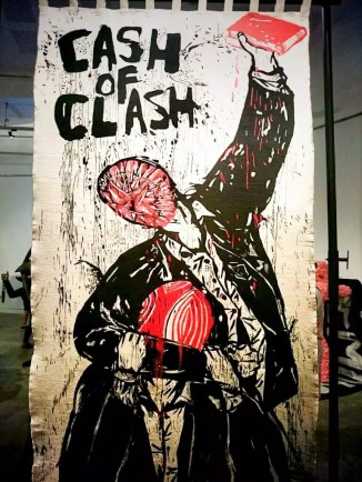 Cash of Clash Eko Nugroho-by Sari Novita
