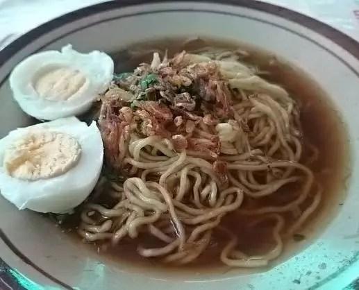 Mie Koba, Makanan Khas Pangkalpinang - Bangka by Sari Novita