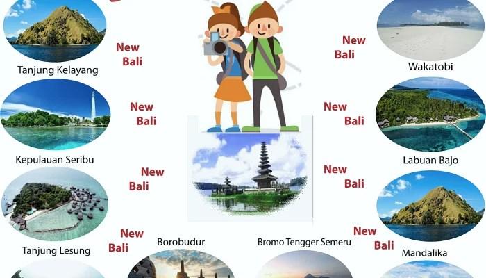 10 Destinasi Prioritas Wisata Indonesia, 10 New Bali? – Sari Novita Sari Novita700 × 400Search by image Pastinya, Kementerian Pariwisata bersiap memprioritaskan 10 Destinasi Wisata Indonesia yang dimulai tahun 2016 ini. 10 destinasi wisata prioritas ...