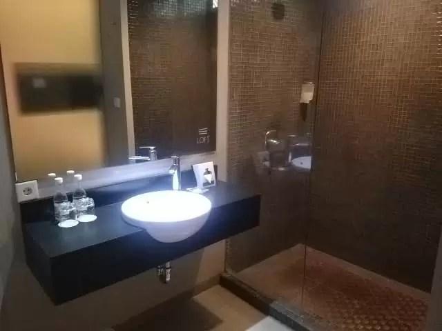 #LoftLegianHotel - Bathroom - Sari Novita