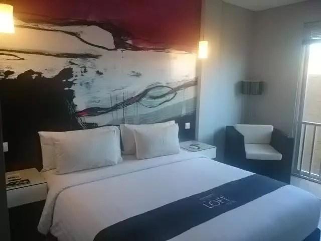 Loft Legian Hotel - Deluxe Room