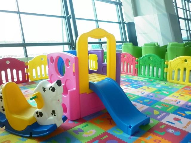 Terminal 3 - Playground