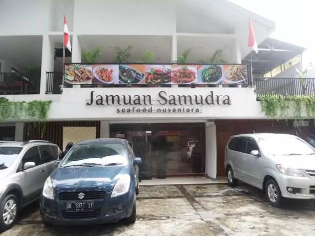 Jamuan Samudra - copyright: Negeri Sendiri http://blog.negerisendiri.com/