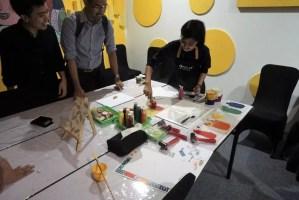 Art Class - Art Jakarta 2018 - Photo: www.sarinovita.com
