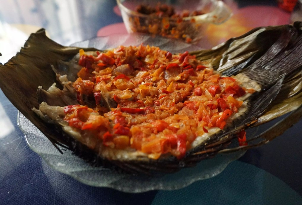 Bilenthango, Makanan Gorontalo - Photo: @Sari Novita www.sarinovita.com