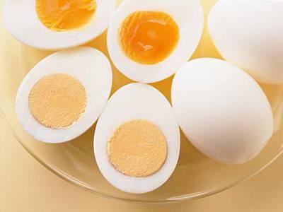 ゆで卵ダイエットの効果と痩せる方法や口コミ!