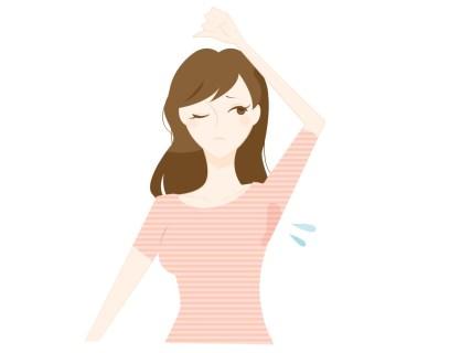 脇汗の原因と臭いを抑える方法!脇汗を止めるコツ!