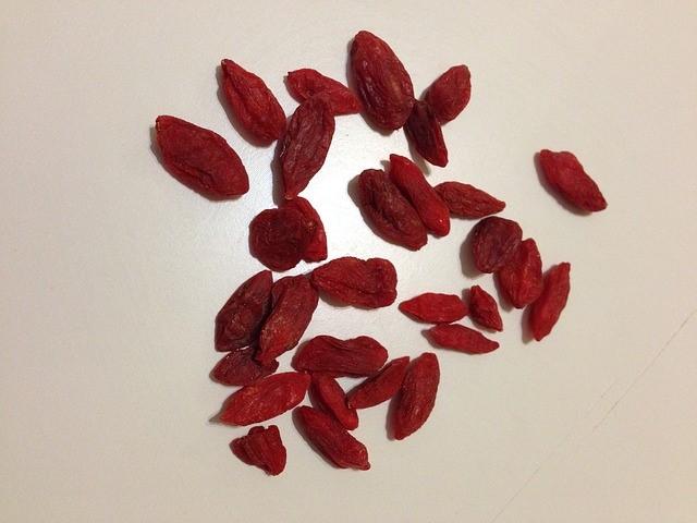 クコの実(ゴジベリー)の効果・効能【栄養と摂取量や副作用】