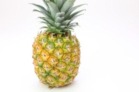パイナップルの美肌効果と効能!美味しい食べ方は?