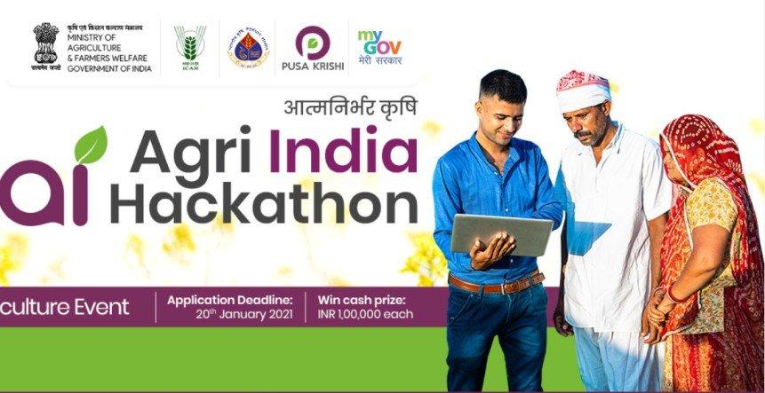 Agri India Hackathon online registration-innovateindia.mygov.inagriculturehackathon