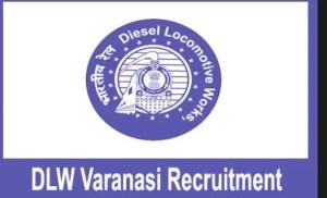Railway DLW Varanasi Apprentice Result
