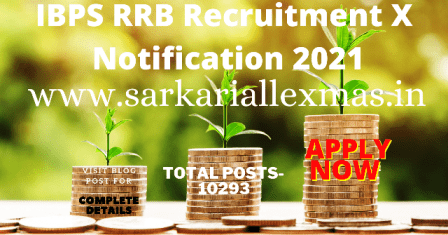 Read more about the article IBPS RRB Recruitment Notification 2021