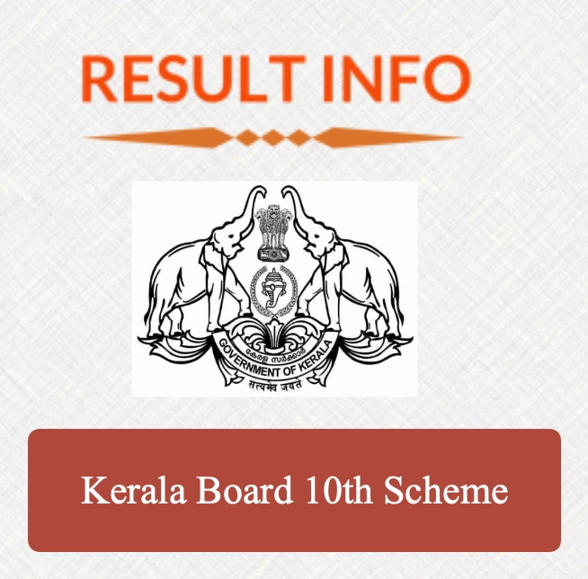 Kerala Board 10th Scheme