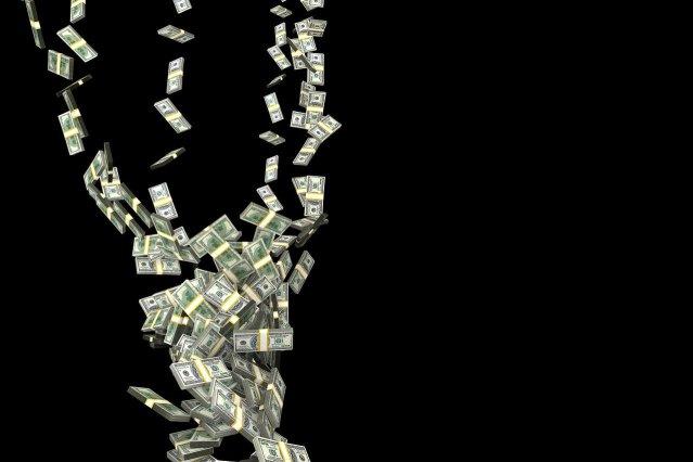 fall, hurricane, money