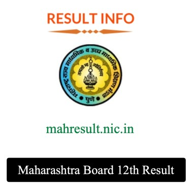 Maharashtra Board 12th Result