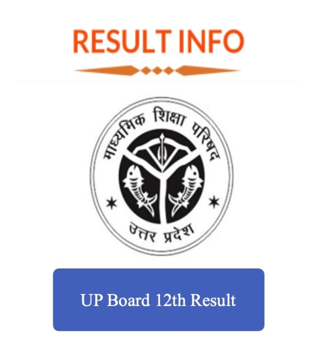 UP Board 12th Result 1