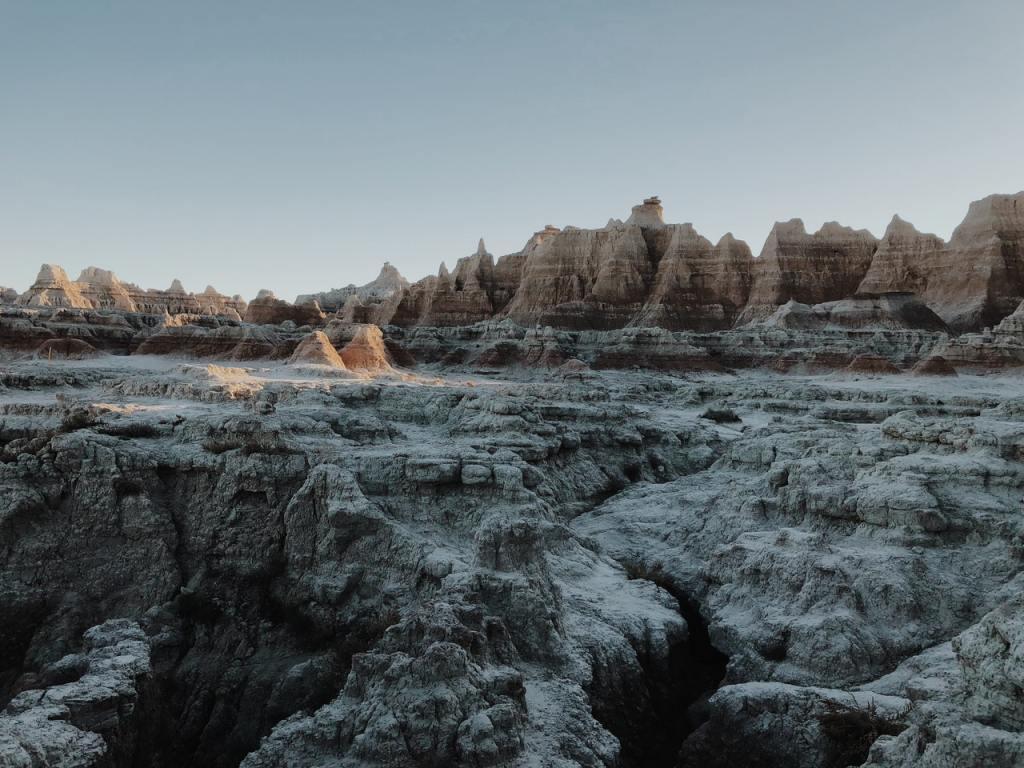 Indian Plateau, Plateau