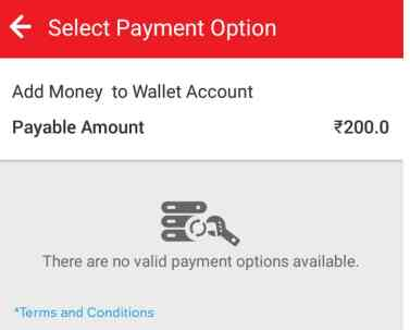 airtel wallet fastag recharge issue