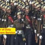 tour of duty jobs
