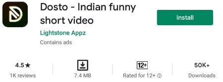 dosto App