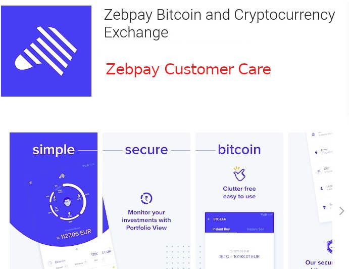 Zebpay Customer Care