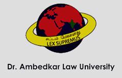 Tamil Nadu Dr. Ambedkar Law University