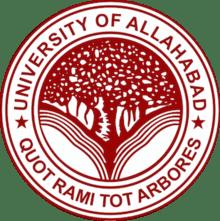 Allahabad_University_logo