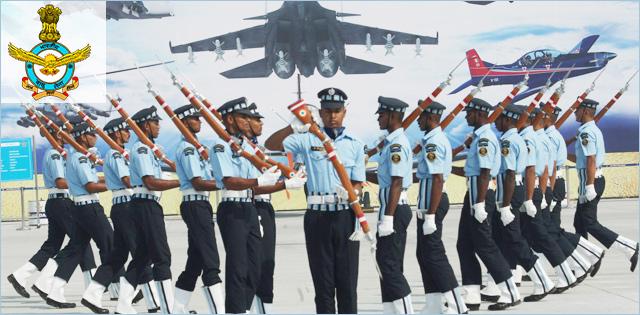Indian Air Force Airmen Recruitment Rally