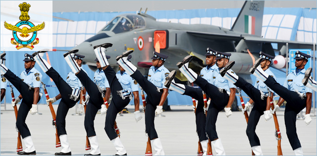 Indian Air Force Jobs for LDC Post| Offline Application
