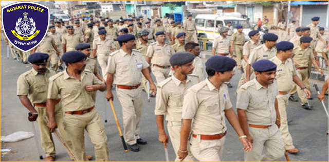 Gujarat Police Jobs for Constable and Soldier Posts: 6189 Vacancies| Online Application