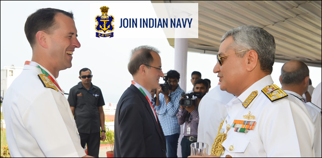 Indian Navy Recruitment 2018, 100 Vacancies for Boat Crew Personnel