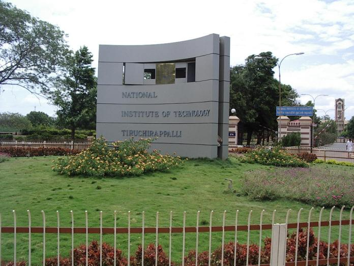 National Institute of Technology Tiruchirappalli