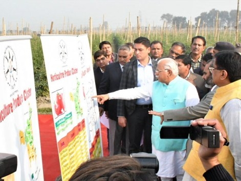 "Haryana govt will support prices of tomato and onion under the Bhavantar Bharpai Yojana Haryana state-government will establish Bhavantar Bharpai Yojana for farmers to pay the exact purchase price shortage of plants. Afterward, this strategy will guarantee the bottom selling price (minimal support cost) is adjusted for the vegetables. Govt. Will offer reimbursement (bharpai) into the farmers should they market their veggies beneath the adjusted base price tag. Haryana govt. Start applying this federal government strategyfrom 1 January 2018. Has made a decision to give reimbursement to farmers at the case price tag of tomato drops under Rs. 4 and also price tag of tomato drops beneath Rs. 5 throughout the Kharif year. Thus, MSP to get Tomato is repaired in Rs. 4 and also for Onion is currently Rs. 5. Govt. Will additionally insure just two additional horticulture plants -- Butter and curry throughout rabi period. Henceforth. Will purify the cultivable area underneath these plants from 1-5 February 2018. They'll find that the Bhavantar (Bhav + Antar) this means Cost Deficit. Will start the strategy for decreasing the amount of their farmers from 20 22. At the original cycle, govt. The most important goal with the scheme would be always to be sure the farmers shouldn't encounter the distress selling of the own produce. Govt. Can repair the price equivalent. Bhavantar Bharpai Yojana Will establish this strategy to guarantee the farmers ought to acquire decent price to their own lettuce create. With this particular rationale, govt. Can repair the price equivalent. Additionally, the country govt. Highlights on land of plants. Along with this, most farmers may obtain access into this Delhi and National Capital Region (NCR) markets to market their own veggies flowers and vegetables. Is also likely to adopt agriculture. Such a farming can allow the farmers to get paid significantly more cash when compared with the usual farming. Thus, farmers won't need to offer their goods in a lowly price compared to minimum support cost. Should they need to, then afterward govt. Will offer reimbursement (bharpai) comparable to this shortage (antar) at the purchase price (bhav). Additionally, farmers ought to produce need-based plants in adjacent areas and also the agricultural services and products are somewhat most likely to rust in a brief length of time. Bhavantar Bharpai Yojana Online Application Procedure To get the advantages of the strategy, farmers might need to earn enrollment to the Farmer Facility Portal. The Entire method to use internet Was given beneath: Underneath the job that is Isro-Israel, say govt. Has created heart of Excellence to get vegetables and fruits. Govt. Will start off other comparable endeavors to increase the milk creation. This Bhavantar Bharpai Yojana will enhance the status of farmers within the whole country by making them dollars in accordance with their labor. What's more, this strategy increases the living quality of farmers and also offer chances to bring in their livelihood. Haryana govt. Will put exclusive focus to attract 25 percent of total cultivable area underneath horticulture. State govt. May setup a worldwide Vegetable and fresh fruit market with a region of approximately 500 yards in Gannaur, Sonepat. Govt. Will even take up a blossom marketplace at Gurugram to raise horticulture farming. Afterward around the site, simply click the ""sign up Farmer"" tab found about the most suitable side of this page applicants need to fulfill each of the essential details right that contains customer information, financial information, property details. Ultimately farmers need to simply click the ""Save"" button to finish the Registration procedure. Additionally, farmers of all Haryana could choose a print out of the entire and stay it for future reference. Key Features of the scheme Major intention -- In accordance with this sources that the most important intention of the new strategy is always to guarantee the farmers at their nation is going to get the greatest fair price tag for those veggies create. To guarantee that this condition may even guarantee the minimal collection price tag is adjusted for cauliflowers, onion, tomato and garlic. This measure will be sure that their condition farmers won't need to manage loss due to of misery earnings for all these veggies. Gains for farmers -- Beneath the brand new plot main advantage for those farmers would be they'll soon be paid with all the reimbursement of masking their own losses because of its vegetables that are chosen. Besides this their country administration may even give them using NCR (National Capital Region) govt niches at which they've been absolutely free to market their manufacture containing fruits and veggies or even blossoms straight into the getting government. Financial positive aspects -- After that the newest strategy was executed it's obvious the every one of this nation tribe will probably likewise manage to maximize their general yearly income in their own manufacture, when compared with exactly what they'd have made from their own farming procedures. The advantage is going to be given for the farmers by simply executing the Peri-Urban farming strategy at their nation. The procedure of execution is going to likely be undertaken with their country administration. Compensations -- In accordance with this origins, the farmers that will probably be enrolled under this brand new strategy won't need to offer their vegetable generate to get a less expensive price on the industry. In the event the farmer creates a reduction by purchasing it in cheaper value then a whole loss is going to be paid by their local within the shape of Bharpai. This number will probably be comparable for the total gap from both charges (selling and cost). Their nation also has made it rather obvious this to select the power under the strategy that the farmer might need to nurture the harvest that's sought after at the adjacent areas so that it can readily promote. That really is achieved using a goal consequently that the farmers usually do not need to be worried concerning the plants being emptied prior to becoming offered."